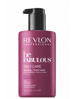Revlon. Be Fabulous Normal/Thick CREAM Conditioner 750 ml-20