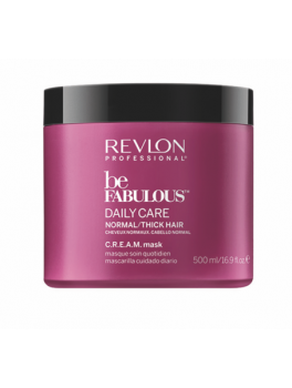 Revlon. Be Fabulous Normal/Thick CREAM Mask 500 ml-20