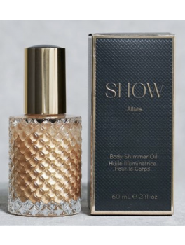 SHOW Body Shimmer Olie 60ml NYHED-20