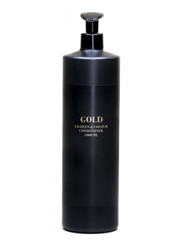 Gold Lighten and Colour Conditioner 1000 ml-20