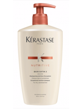 KERASTASE NUTRITIVE BAIN SATIN 2 500 ML-20