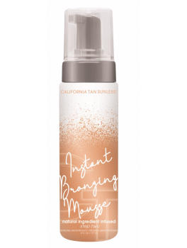 California Tan Sunless Tan Mousse 177ml NY UDGAVE-20