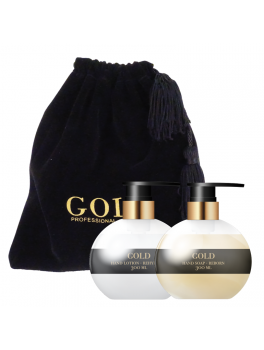 Gold Kit Hand Lotion and Hand Soap NYHED-20