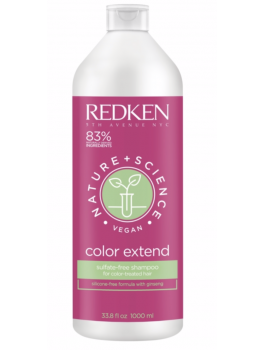 REDKENNATURESCIENCECOLOREXTENDSHAMPOO1000ML-20