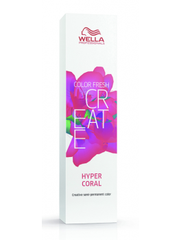 WellaColorFreshCreateHyperCoral60ml-20