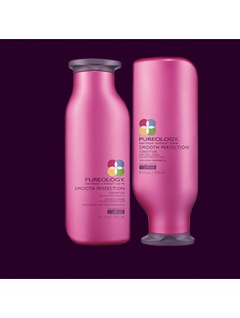 JULETILBUD MINUS 25 % 2 STK. Pureology produkter Super Smooth Shampoo/Conditioner 500 ml.-20