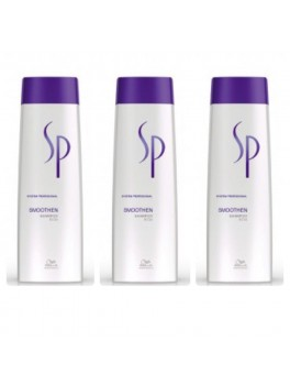 Wella SP Smoothen Shampoo x 3 750 ml.-20
