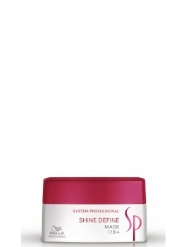 Wella SP Shine Define Mask 200 ml.-20