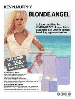 Blond.Angel sættilbud 580 ml. + 2 mini-20