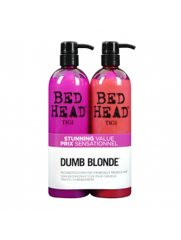 TIGI Dumb Blonde Stunning Value 1500 ml.-20