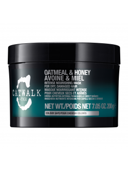 Tigi Catwalk Oatmeal and Honey Intense Nourishing Mask 580 g. salonstørelse-20