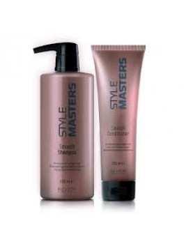 Stylemasters Smooth shampoo and condtioner sæt 650 ml.-20