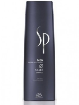 Wella SP Silver Shampoo for men 250 ml.-20