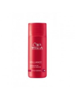 Wella Brilliance Shampoo Fine MINI SIZE 50 ml.-20