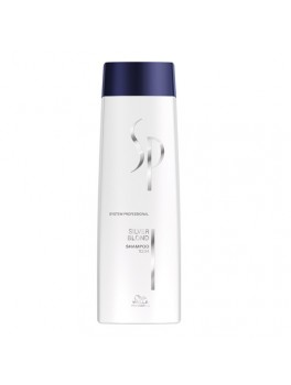 Wella SP Silver Blond Shampoo 250 ml.-20