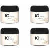 ID 4 x Id Hair Hårvoks Hard Gold 400 ml.-01